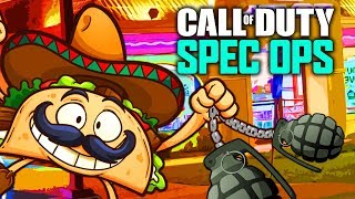 Tactical Taco Tuesday - Call Of Duty: Spec Ops