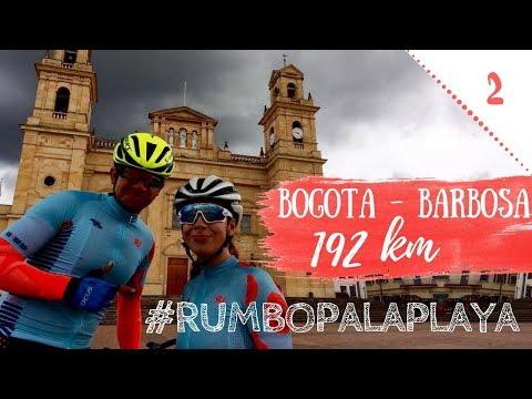 Etapa 1: Bogotá - Chiquinquirá - Barbosa | Mango Mama
