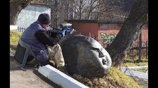 Фестиваль скульптуры в Лава-парке