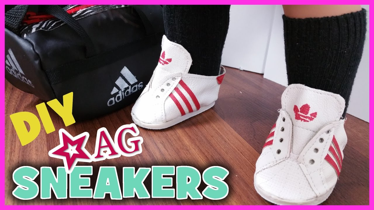 To Adidas Make Diy American How Sneakers Blueprintdiy Girl Doll 44wgY5