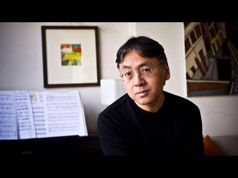 Nobel Prize for Literature - Kazuo Ishiguro