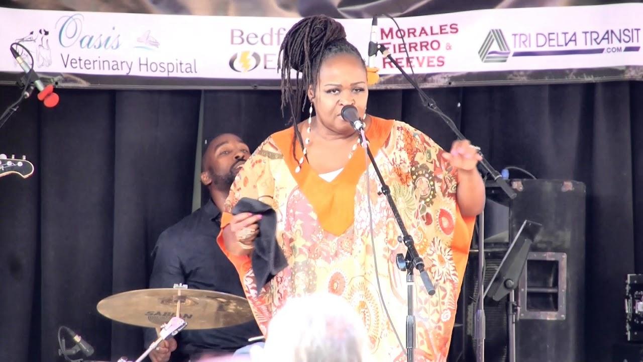 Terrie Odabi | Delta Blues Festival