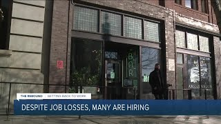 Many businesses hiring in Utah