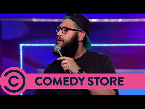 Jamali Maddix on Race and Quiche | Comedy Central At The Comedy Store