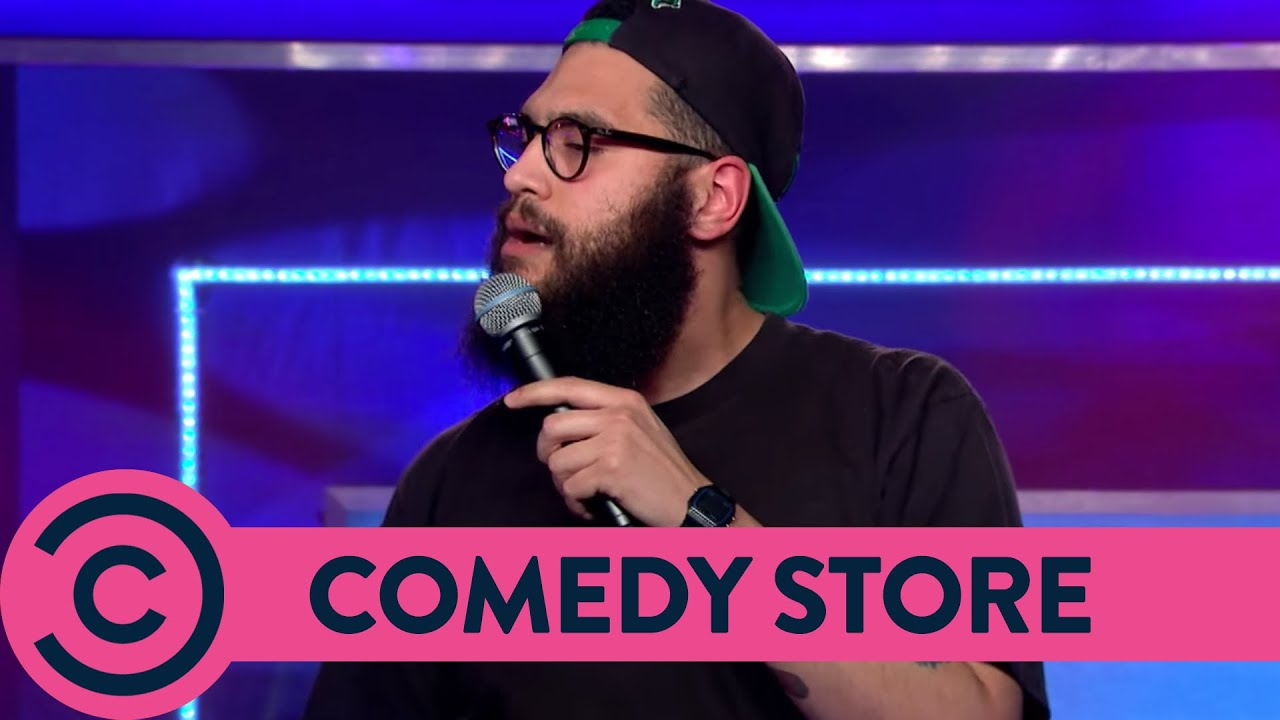 Jamali Maddix on Race and Quiche | Comedy Central At The ...