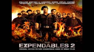 The Expendables 2 [Soundtrack] - 07 - Preparations [HD]