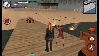 Trailer mod Left 4 Dead v3.0 GTA SA ANDROID