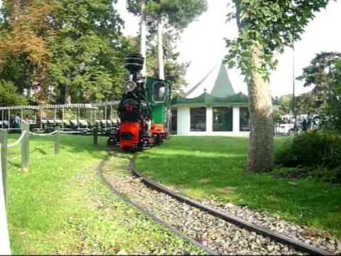 Le petit train du jardin d 39 acclimatation de paris youtube - Jardin d acclimatation a paris ...