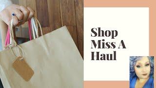 Shop Miss A Haul
