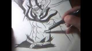Drawing Vasto Lorde Ichigo