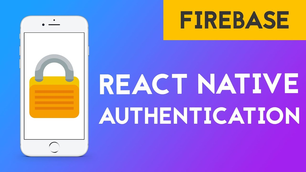 Firebase Authentication in React Native: Part 1 - Styling our Form