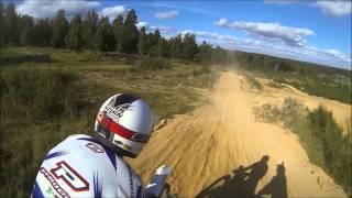 6 Этап Кубка Свердловской области по мотокроссу(коляски)