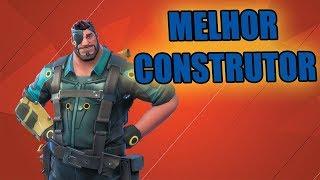O MELHOR CONSTRUTOR DO FORTNITE SALVE O MUNDO