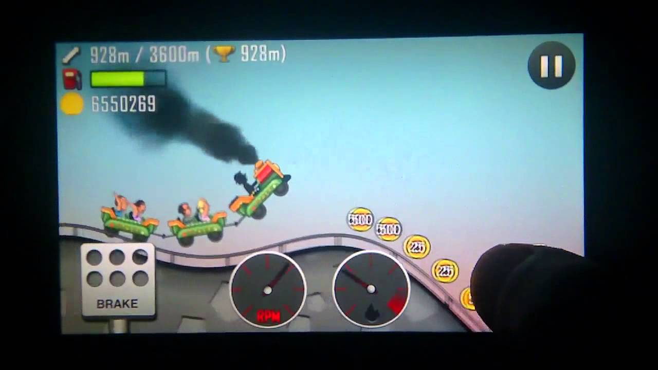 What Car To Level In Hill Climb Racing