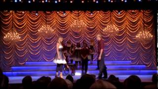 Glee Season 2 Sectionals Full Performance (The time of my life / Valerie)