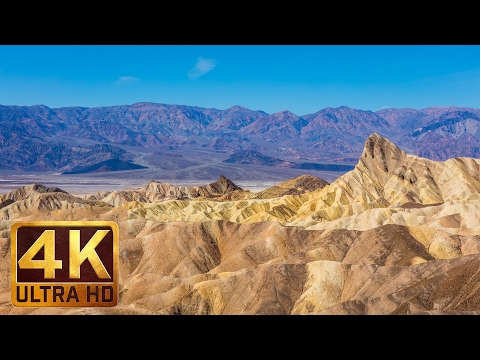 Death Valley National Park - 4K (Ultra HD) Nature Documentary Film