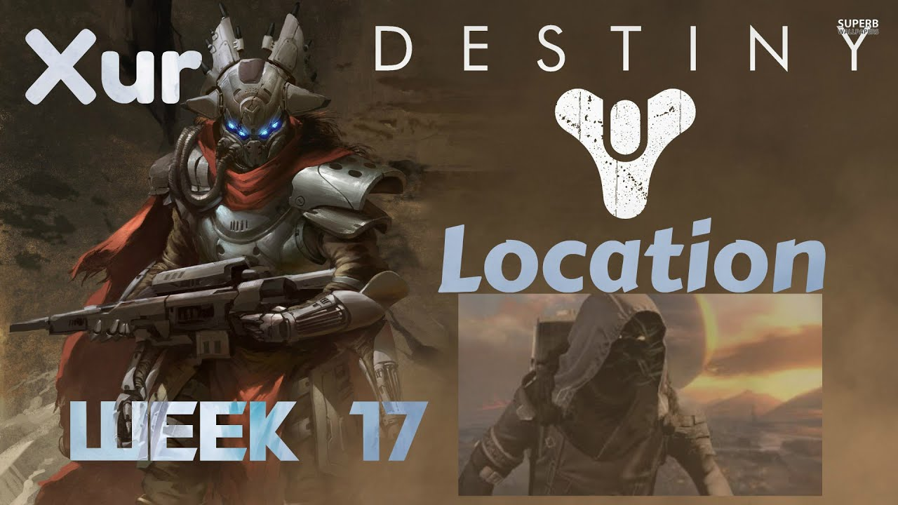 Destiny xur location amp exotic items for sale week 17 xbox one 2nd jan
