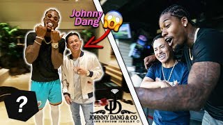 I Surprised My Family With A Surprise Visit From The Real Johnny Dang!