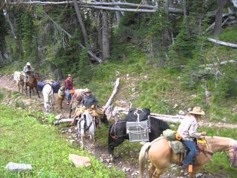 The Chinese Wall - Montana's Bob Marshall Wilderness