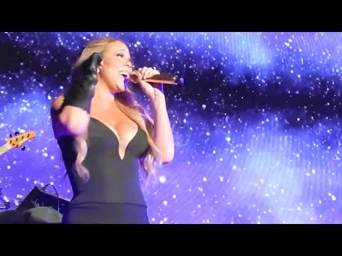 Mariah Carey - 21. We Belong Together - Remix Outro (LIVE Sydney 2014-11-10) COMPLETE PERFORMANCE