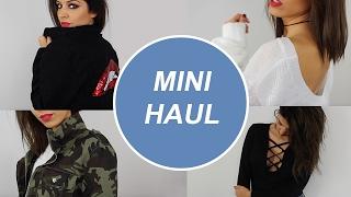 MINI HAUL | SHEIN · ROMWE · STRADIVARIUS