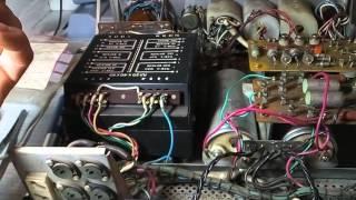 бриг у-001 стерео Замена конденсаторов
