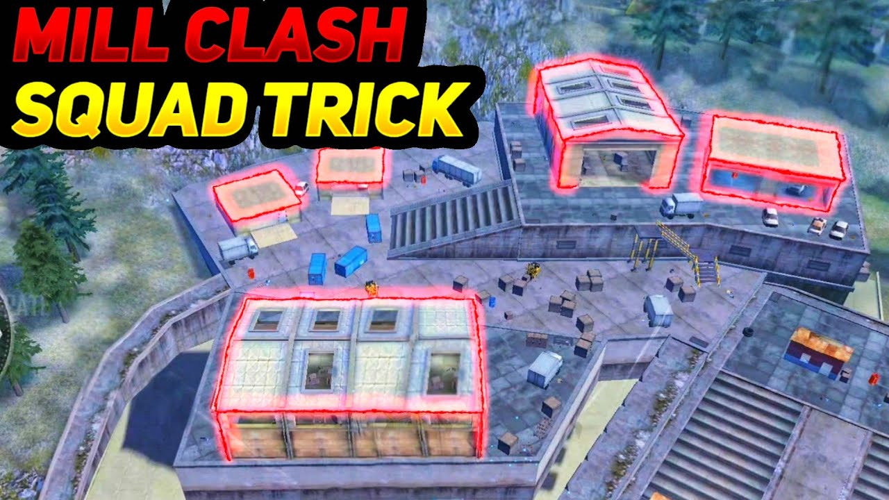Top 10 New Unknown Tricks in free fire || 10 Best Mill Clash Squad Secret Strategy in free fire