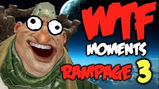 One of Dota Watafak's most viewed videos: Dota 2 WTF Rampage Compilation 3