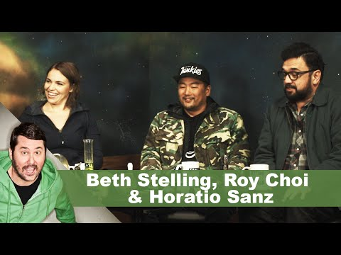 Beth Stelling, Roy Choi & Horatio Sanz   Getting Doug with High