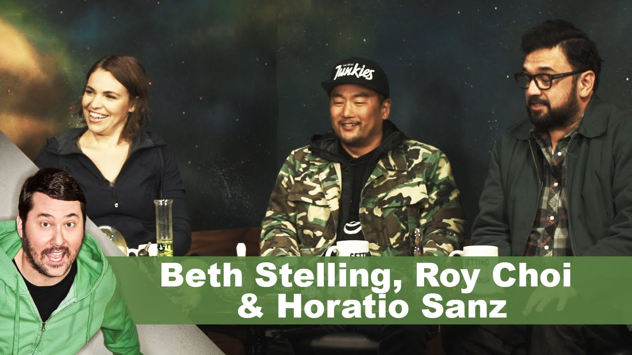 Beth Stelling Roy Choi Horatio Sanz Getting Doug With High