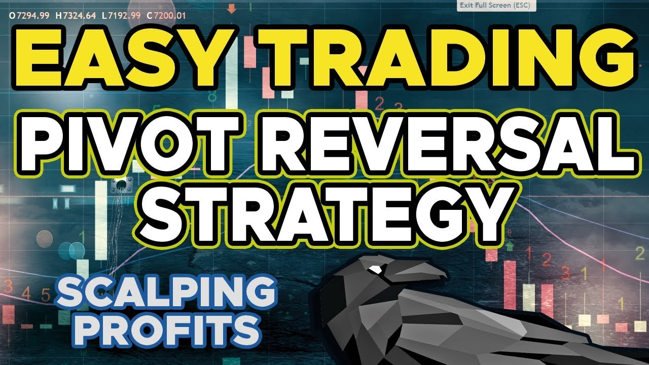 Easy Cryptocurrency Trading With The Pivot Reversal Strategy