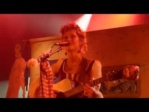 """GiedRé . Eh venez on arrête . Concert à Saint-Malo  """"La Nouvelle Vague"""" le Vendredi 21/11/2014"""
