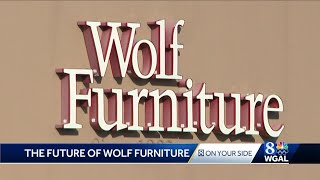 Wolf Furniture parent company …