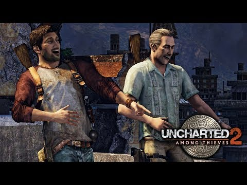 BACK ON BULL WITH NATE   Uncharted: The Nathan Drake Collection  4