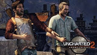 BACK ON BULL WITH NATE    Uncharted: The Nathan Drake Collection   #4
