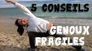 5 Conseils pour protéger ses genoux en Yoga