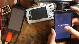 Video Cara bongkar ganti lcd advan s5e nxt /tutorial replace lcd download MP3, MP4, WEBM, AVI, FLV April 2018