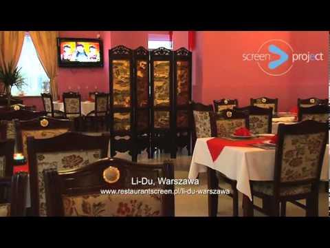 Restauracja Chińska Li Du Warszawa Screenproject