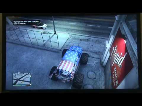 Gta V Nuevos Autos Ocultos Agregados Al Garaje En Modo Historia