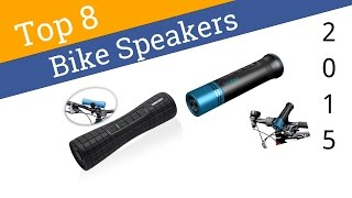 8 Best Bike Speakers 2015