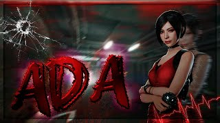 ► Ada Wong ϟ Resident Evil  ๖ۣۜ Adaand39s Theme ๖ۣۜ
