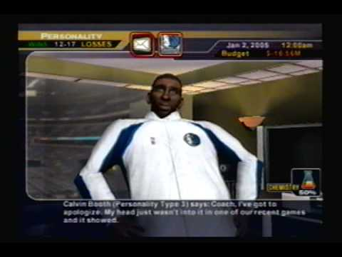 NBA 2K5 - A Year in the Life of Don Nelson