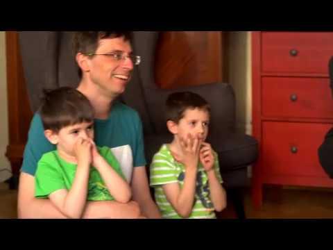 Hlásky z obývačky #7: Enten tíny – reč sa mení na hudbu