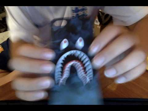 BAPE IPHONE CASE UNBOXING!!!!!!!!!!!!!! BAPE SHARK!!!!!