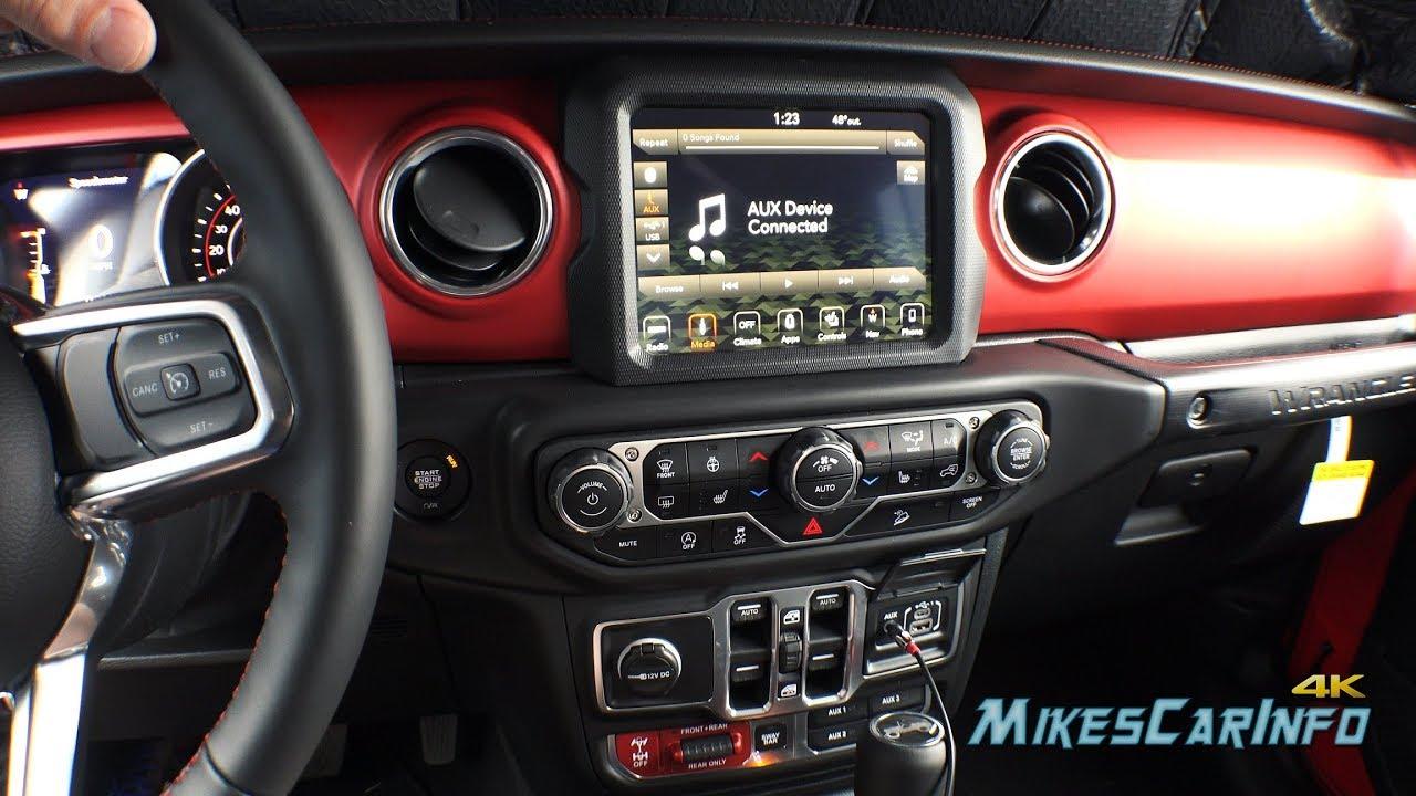 Jeep Wrangler 2018 Custom >> 2018 Jeep Wrangler JL Alpine Sound System Test - YouTube