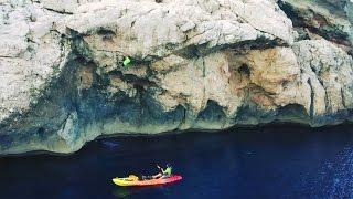 Sportklettern Mallorca - Die härteste Deep Water Soloing-Route weltweit - finca-privat.de