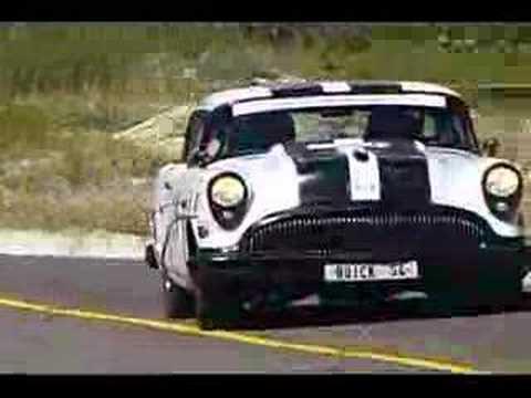 Buick at La Carrera Panamericana - Climbing up