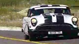 Buick at La Carrera Panamericana - Climbing up