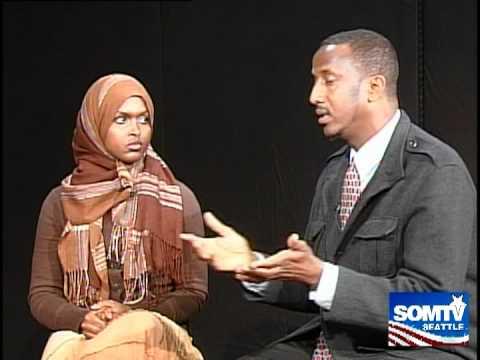 """SomTV-Seattle on Fr.PM Mohamed Abdullahi """"Farmajo"""""""