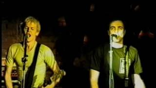 Панк-рок ёлка в клубе